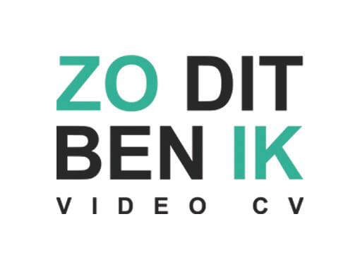 Zo Dit Ben Ik Video CV