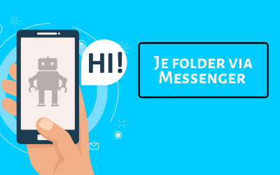 Je folder via Messenger