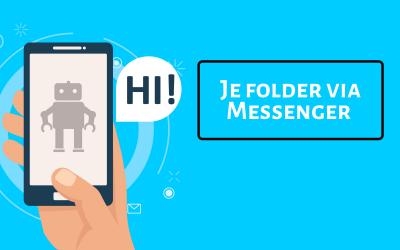 Je folder via Messenger